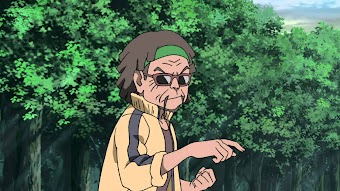 The Old Master and the Dragon's Eye