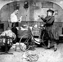 Photo: Housework is never finished