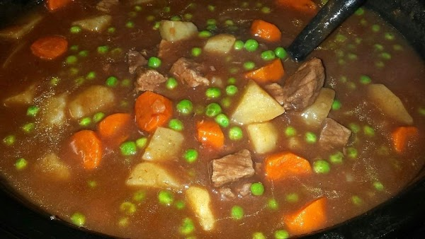 5-hour Beef Stew Recipe