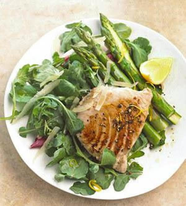 Picture From Better Homes. Lite Meal,simple, Healthy,delicious!