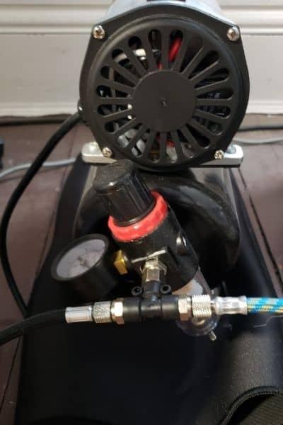 Airbrush Compressor Hose Splitter