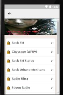 RADIOS ROCK EN INGLES GRATIS - náhled