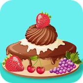 Fruit Pie Maker Cooking Games