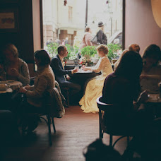 Wedding photographer Anastasiya Borianaz (NastyaBunny). Photo of 16.10.2013