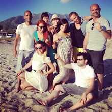 Photo: The team for music video