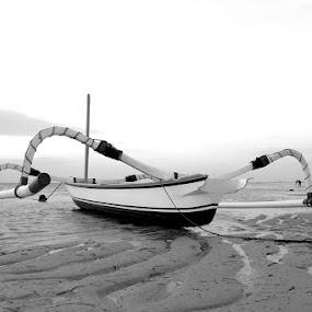 Fishing boats by Jeffri Yonardi - Transportation Boats ( transport, fish, boat )