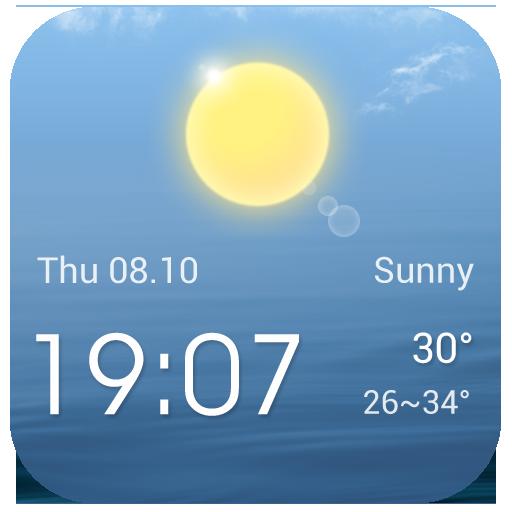 明日天気tennki予報 日本気象情報 ウィジェット 天氣 App LOGO-硬是要APP