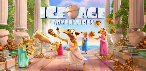Join Sid, Manny and Diego in a new and exciting ICE AGE adventure!