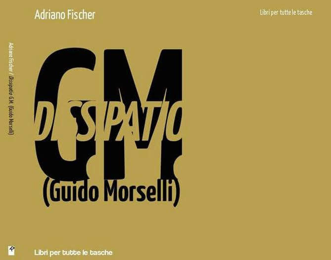 copertina libro Adriano Fisher su Morselli