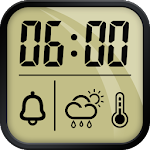 Alarm clock and weather forecast, stopwatch 7.2.0