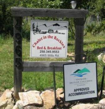 Chalet in the Rockies B&B