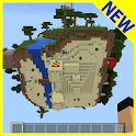 New Cube Planet Map for MCPE icon