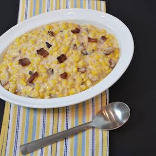 Bacon Creamed Corn.