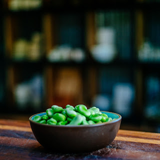 Fava Beans and Grana Padano