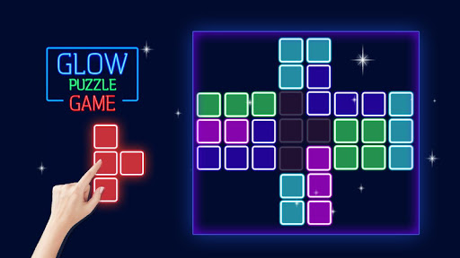 Glow Puzzle Block - Classic Puzzle Game screenshots 5