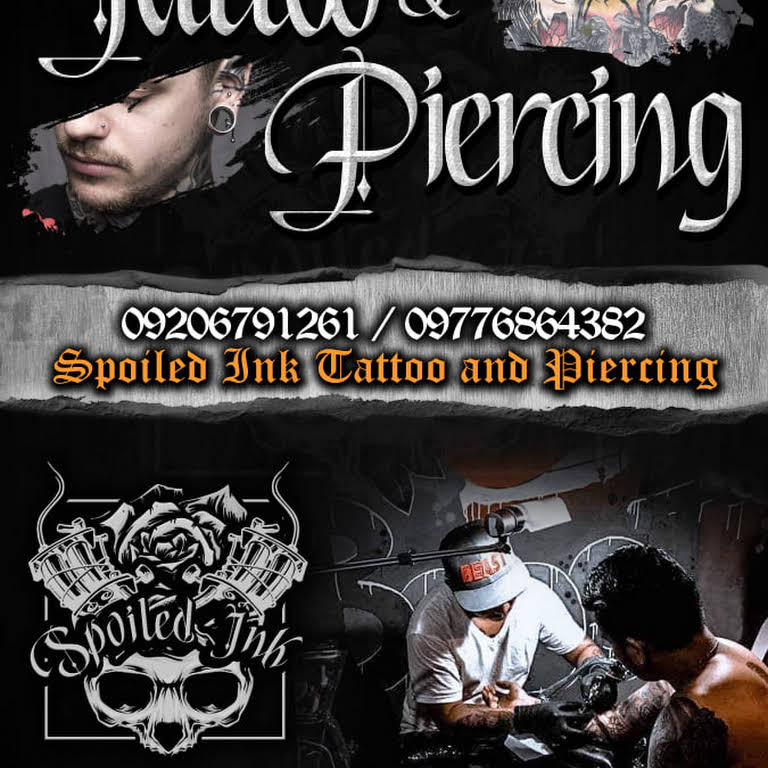 Spoiled Ink Tattoo And Piercing Shop In Mercedes Executive