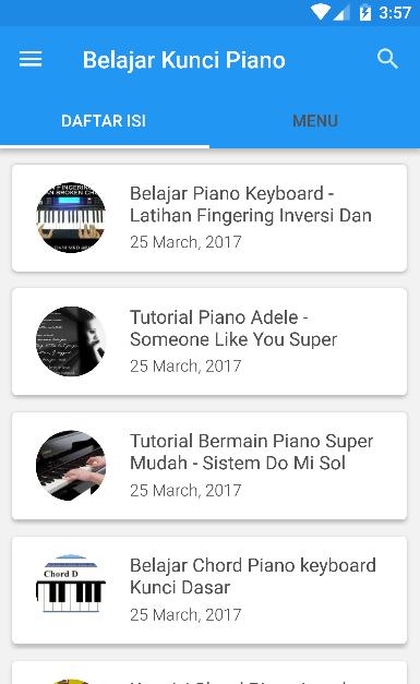 Belajar Kunci Piano Dasar Apk 242 Download Free Books