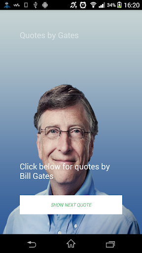 Quotes by Gates
