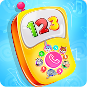 Kids Mobile Phone - Baby Game
