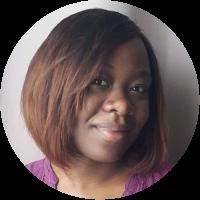 Phyllis Gbango - protrait