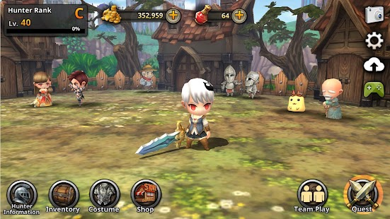 Demong Hunter 3 mod apk