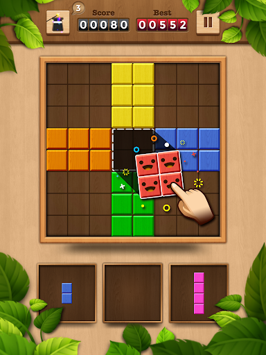 Wood Color Block: Puzzle Game 1.1.2 screenshots 6