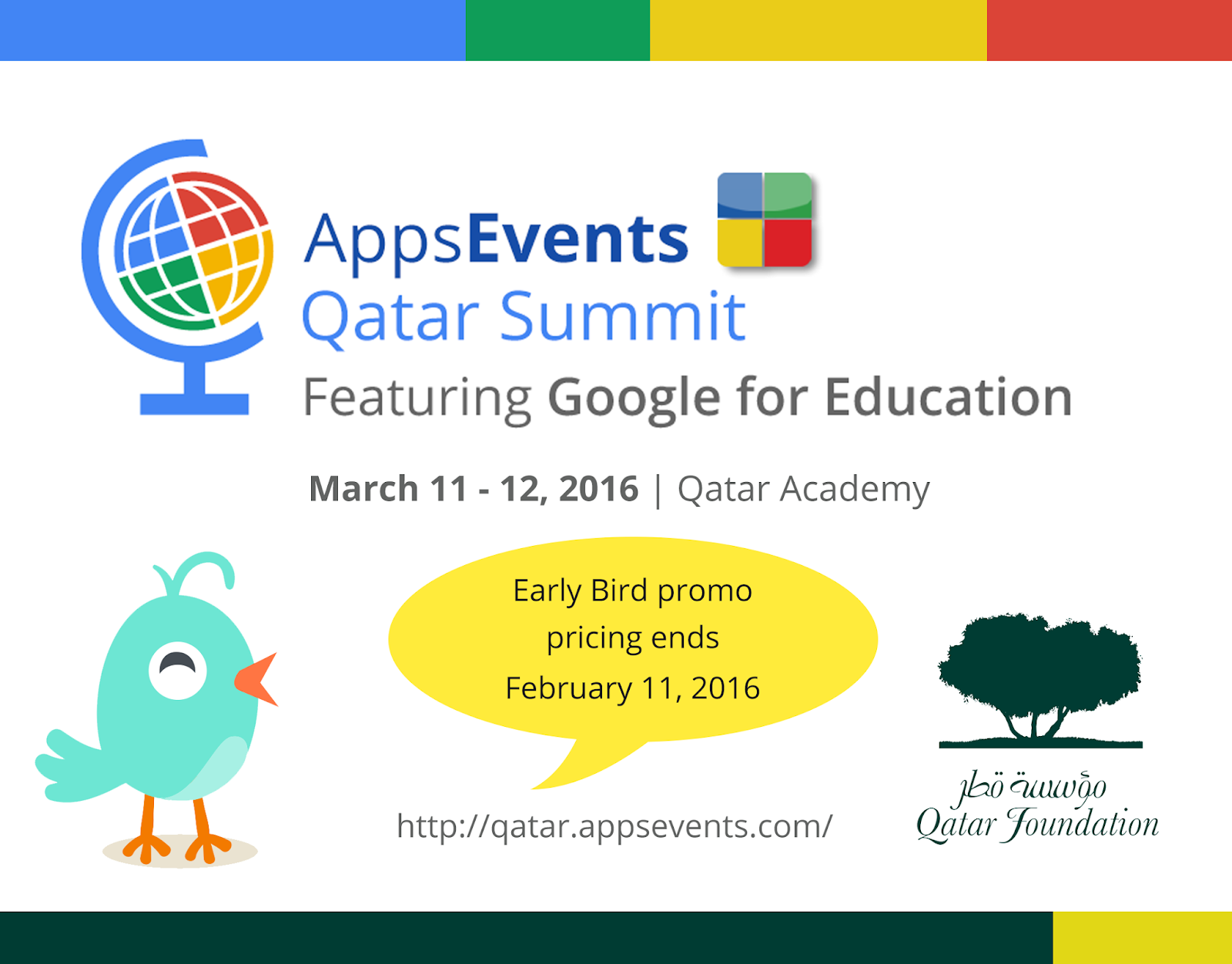 Qatar Summit - Early Bird Reminder.png