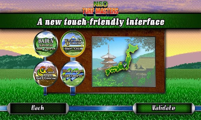 NEO TURF MASTERS- screenshot