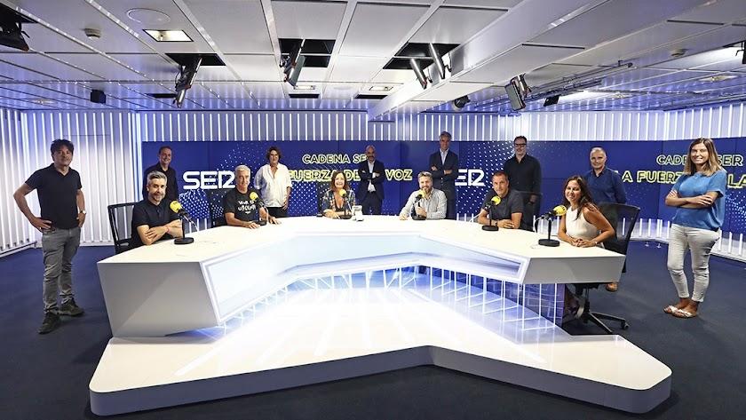 La Cadena SER estrena programación con el objetivo de renovar la confianza de sus oyentes.