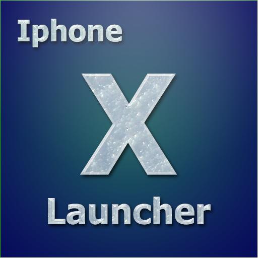 Launcher iphone X