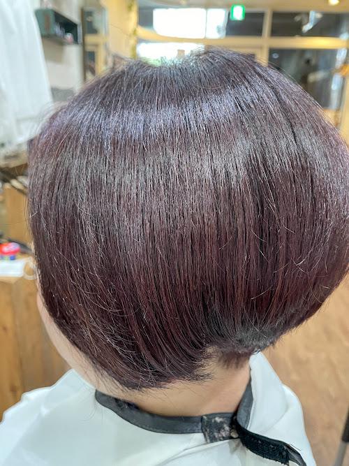 【大阪】白髪染めにはLULU トリートメントで艶を出すのがオススメ