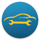 Simply Auto - Car Maintenance; Fuel & Mileage Log icon