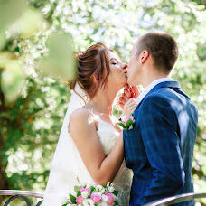 Wedding photographer Olga Tryapicyna (tryolga). Photo of 16.09.2018