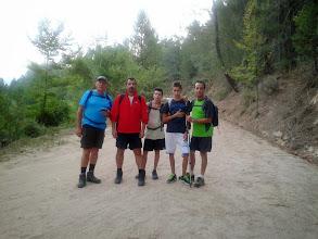 Photo: De camino a la cueva de la Buitrera