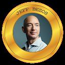 NFT - Jeff Bezos  Gold Disc