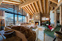 A MAGNIFICENT CHALET IN THE SKI RESORT OF VERBIER