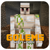 Golems Mod for Minecraft PE