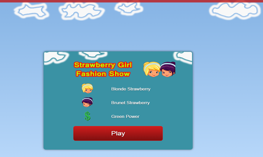 Strawberry Girl Fashion Show