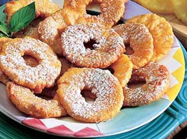 Pineapple Fritters Recipe