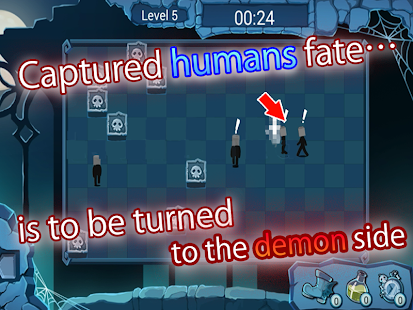 Bone Dead Mansion – demon tag- screenshot thumbnail