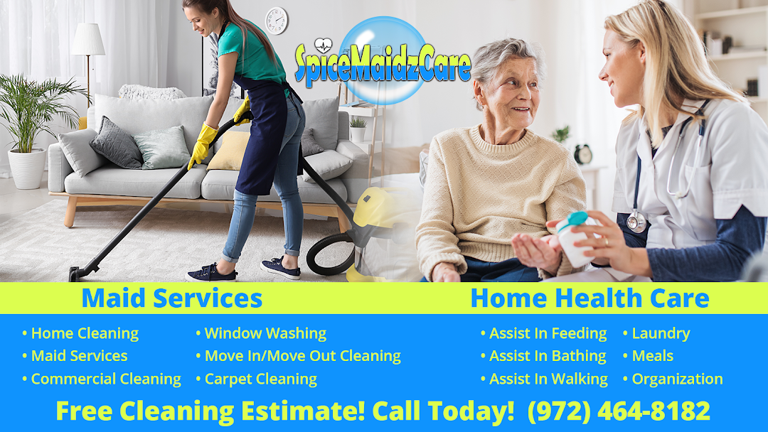 Spice Maidz Care - House Cleaning Services, Janitorial ...