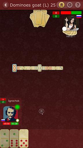 Dominoes LiveGames - free online game 3.77 screenshots 1