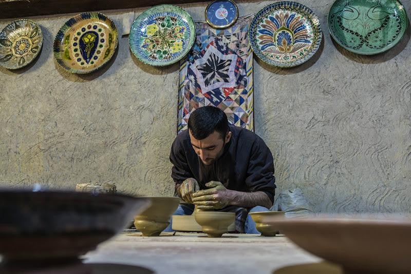 Il ceramista. di Sognatrice