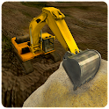 Sand Excavator City Builder icon