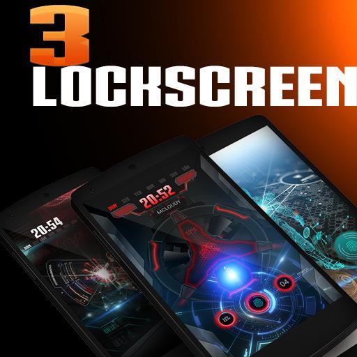 KLCK  3LOCKSCREEN file APK Free for PC, smart TV Download