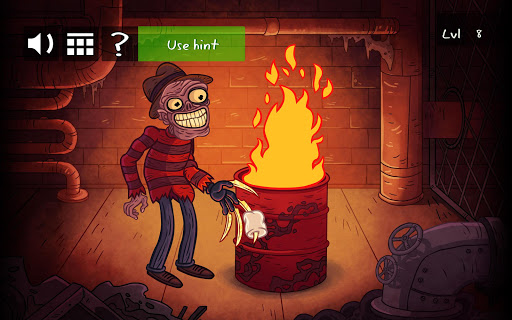 Troll Face Quest Horror 2: ud83cudf83Halloween Specialud83cudf83 0.9.1 screenshots 7