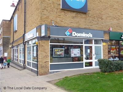 Dominos Pizza On Bowen Square Pizza Takeaway In Town
