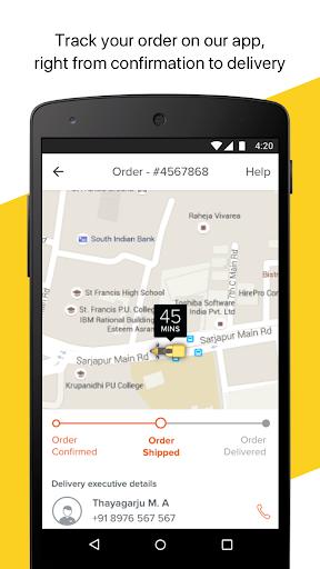 FreshMenu - Food Ordering App  screenshots 5