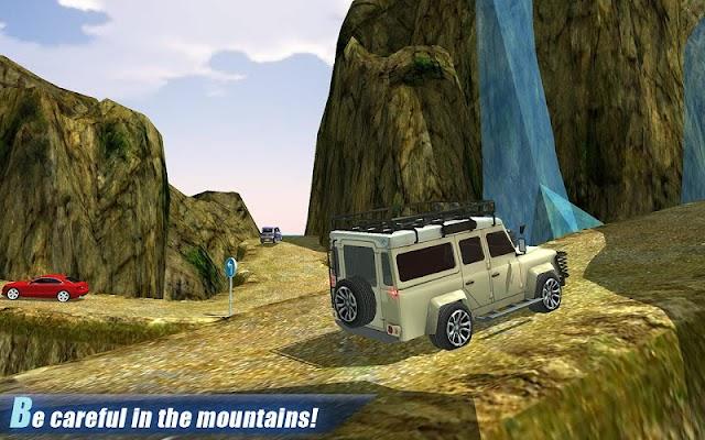 Off Road 4x4 Hill Jeep Driver v1.2