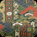 Japanese pattern wallpaper 7 icon